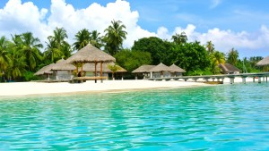 Welcome to Maldives Paradise_Ultra HD